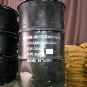 natri-butyl-xantat