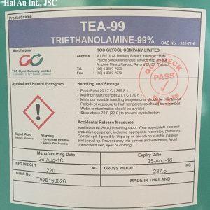 Triethanol Amine
