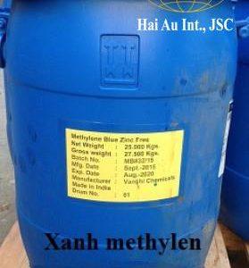 xanh-methylene