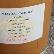 Acetyl Salicylic Acid 2