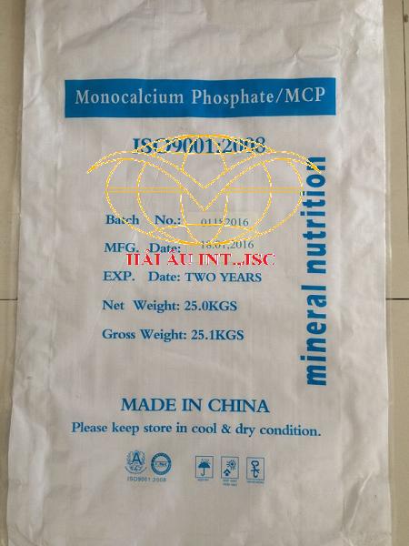 MONOCALCIUM PHOSPHATE 1