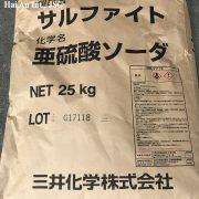 Na2SO3 Japan 4