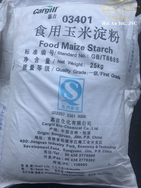 Food Maize Starch