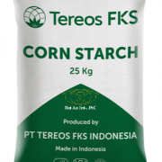 Tereos Corn Starch 25kg packing