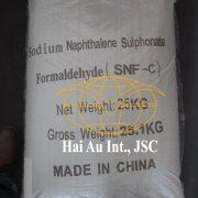 Sodium Naphthalene Sulfonate Formaldehyde