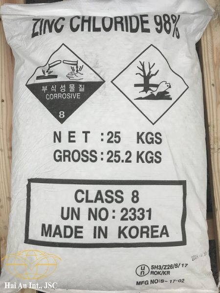 ZnCl2 Korea P1