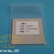 Indium sheet 3
