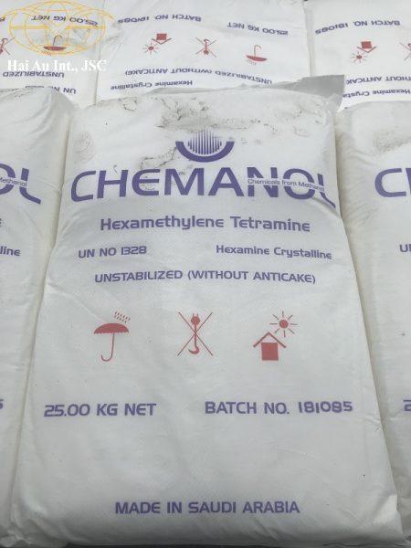 Saudi Arabia Hexamine P8